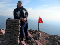 Самые высокие горы Украины. На вершине Эклизи-Буруна