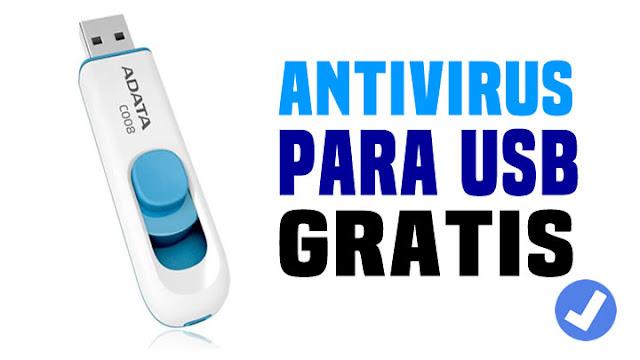 DESCARGAR ANTIVIRUS GRATIS PARA USB