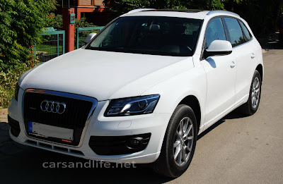 Cars of the Day #27 Audi Q5