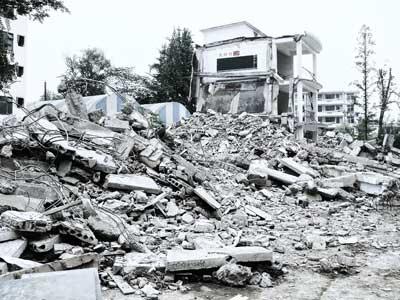 Terremoto en China archivo.