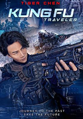 Kung Fu Traveler Poster