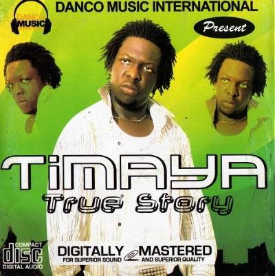 Timaya - Freestyle