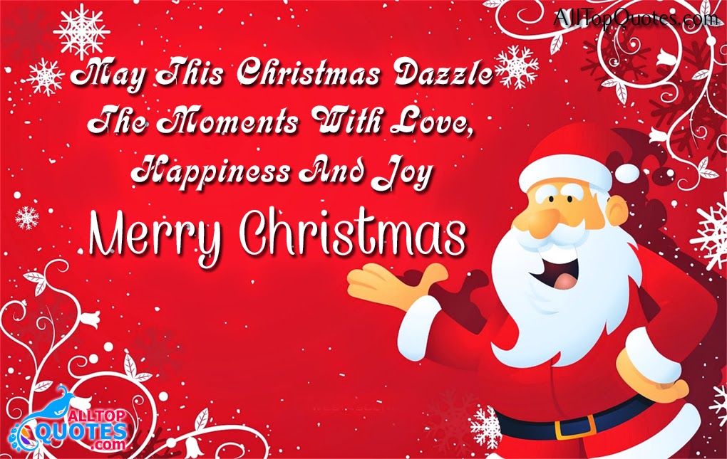 Merry Christmas Wishes With Nice Quotations