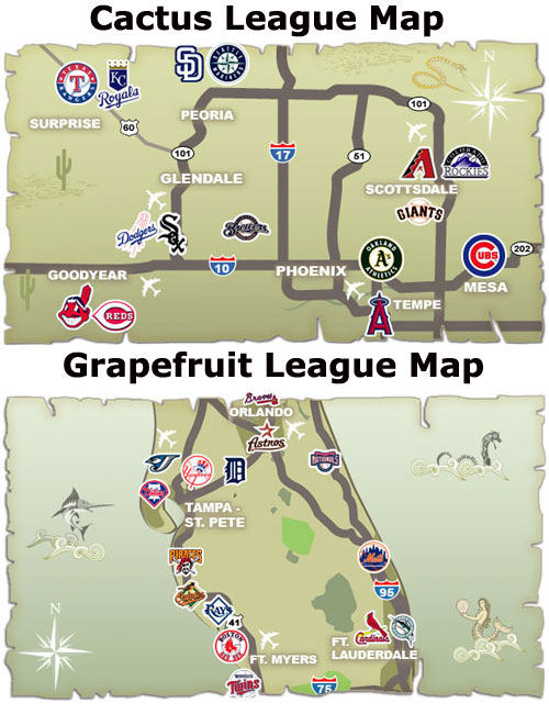 Next Major League Expansion Team: Should Spring Training be ...