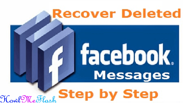Retrieve Deleted Facebook Messages Photos and Videos