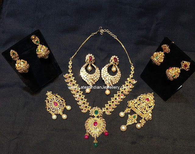 Tanmai Uncut Diamond Collection