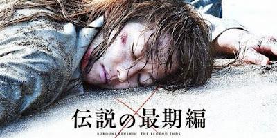 Rurouni Kenshin: The Legends Ends