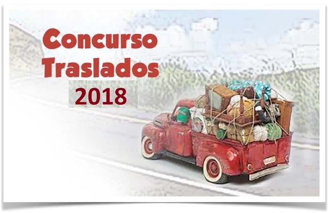 Concurso General de Traslados docente 2018-19, Enseñanza UGT Ceuta, Blog Enseñanza UGT