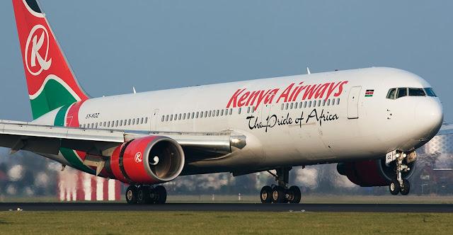 Kenya Uçak Bileti