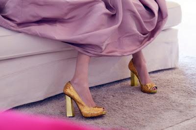 Zapatos de fiesta juveniles