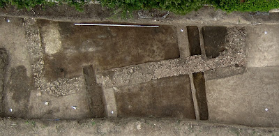 'Roman village' discovered in SW Germany