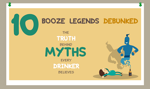 10 Booze Legends Debunked
