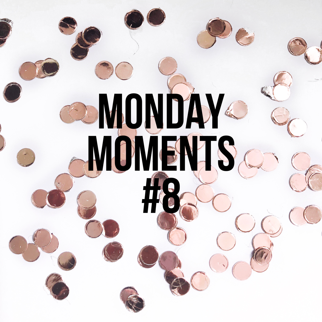 monday moments, weekly