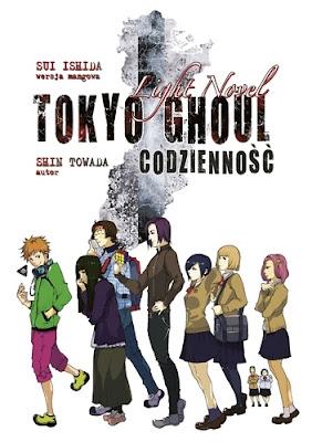 Sui Ishida, Shin Towada - Tokyo Ghoul LN: Codzienność