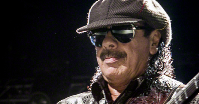 Experience the Creative Sounds of Carlos Santana