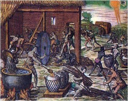 Grupos Sociales De 1830