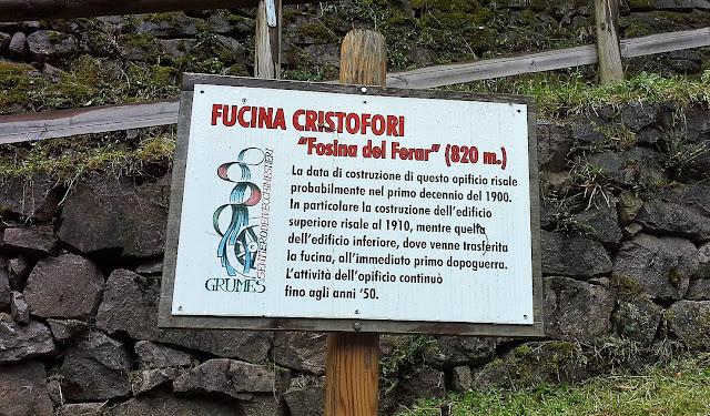 Trekking in Val di Cembra
