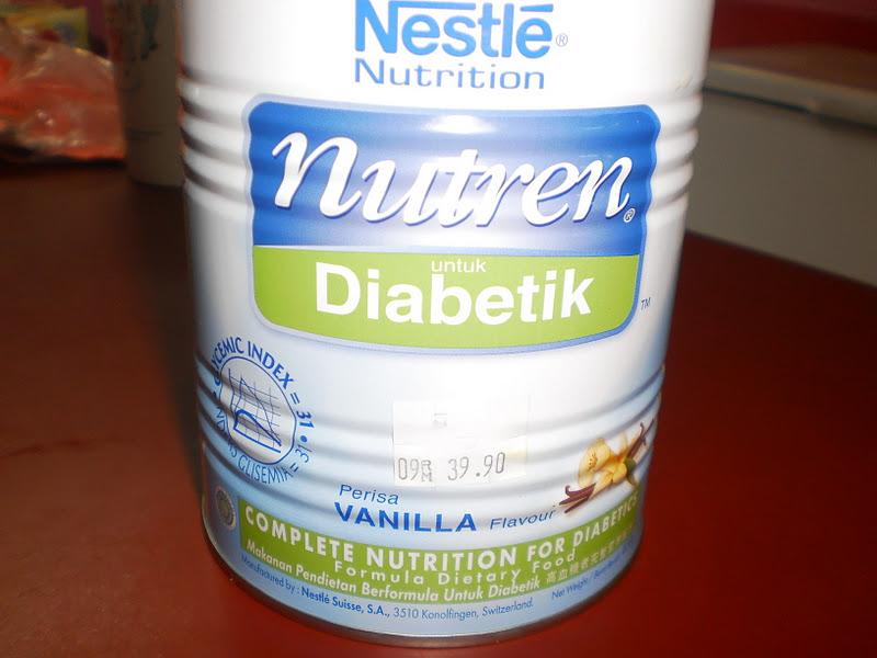 nutren diabetes harga