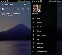 BBM Transparan | Base Version 3.2.0.6 Terbaru