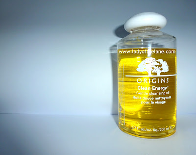 Origins Clean Energy Cleansing Oil