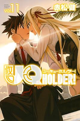 Manga UQ Holder! Bahasa Indonesia