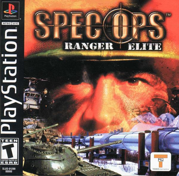 Spec Ops - Ranger Elite - PS1 - ISOs Download