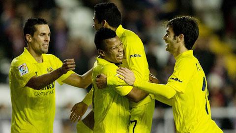 Villarreal viết tiếp những bất ngờ