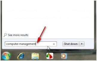 Cara memperbesar ukuran partisi hardisk di windows 7
