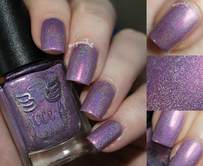 Grace-Full Nail Polish Lilac Ice | Delicate Neutrals
