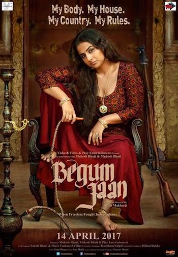Begum Jaan 2017 Hindi 720p DVDScr 850mb