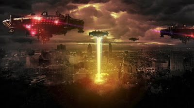 Can Christians like science fiction involving space aliens? The answer is not clear-cut.