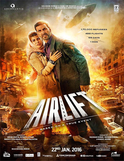 Ver Airlift (2016) Online