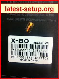 Sony X-BO V8 Clone Kitkat Update Firmware Flash File Download
