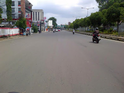 "Jalan Protokol Jakarta Mulai ""Sepi"" Kendaraan"