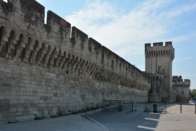 Avignon tower