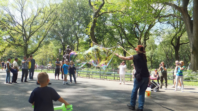 Central Park,  New York en verano, Manhattan, Elisa N, Blog de Viajes, Lifestyle, Travel