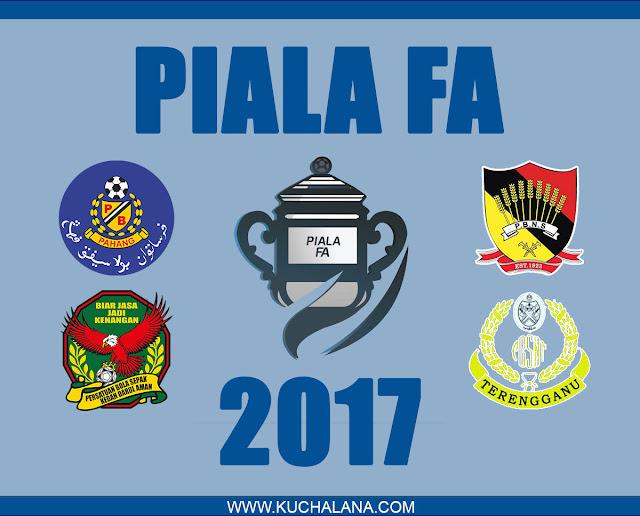 Piala FA 2017 : Preview Separuh Akhir