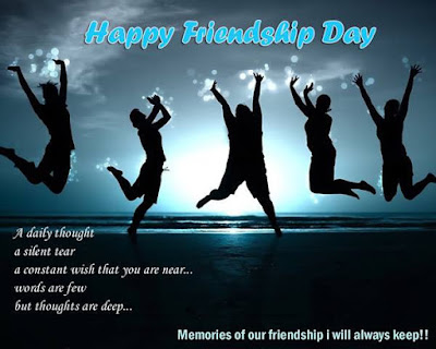 memories friendship day pic