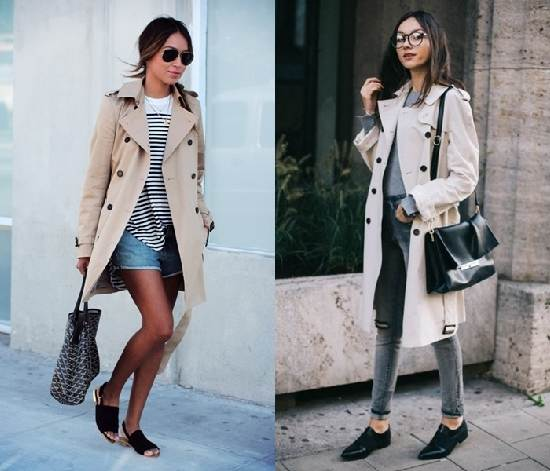 16 Tolle Trenchcoat-Outfits für stilvolle Damen
