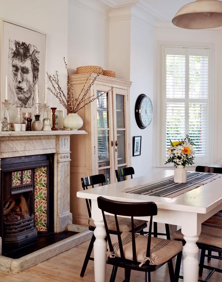 Die Wohngalerie Moderner Landhausstil In Der Kuche