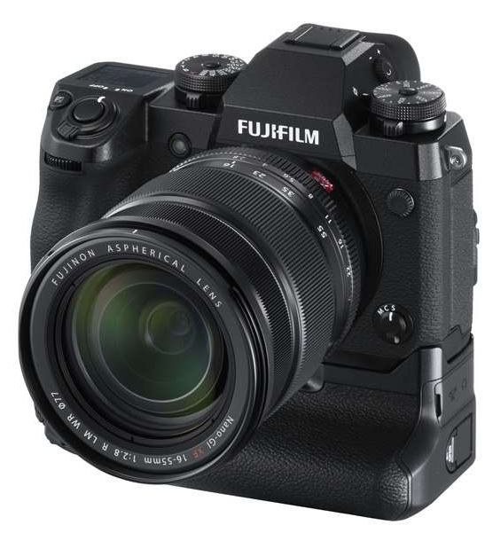 Fujifilm X-H1 Coming in PH on March 15