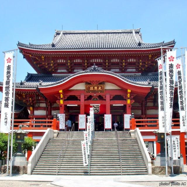 【大須觀音】日本三大觀音 名古屋的信仰中心