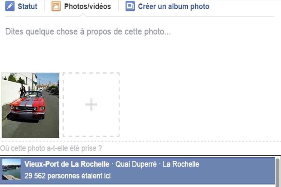 10 choses ne jamais poster sur facebook On se geolocaliser