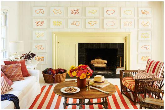 تغيير الغرفة مرة واحدة: في الاتجاه وألوان الطلاء غرفة المعيشة