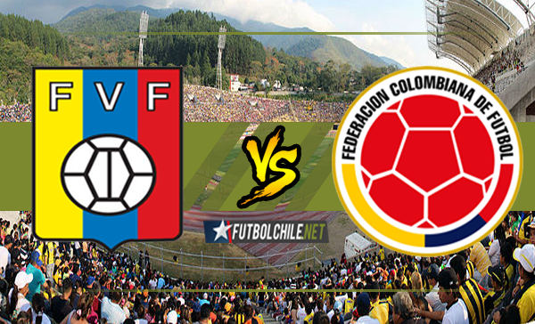Venezuela vs Colombia