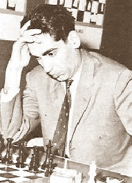 El ajedrecista Eduardo Pérez