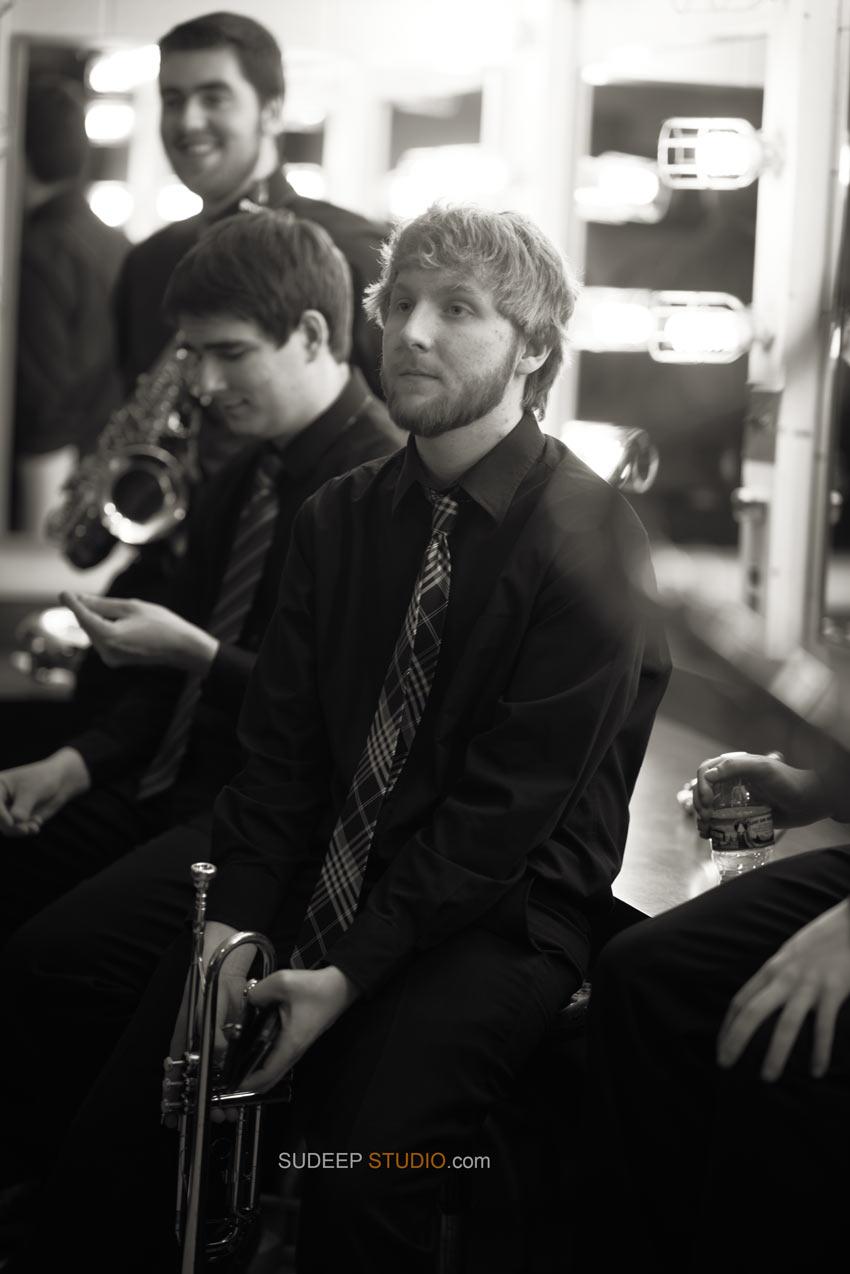Fine Art Jazz Music Back Stage Live Event Photography - Sudeep Studio Ann Arbor Music Photographer