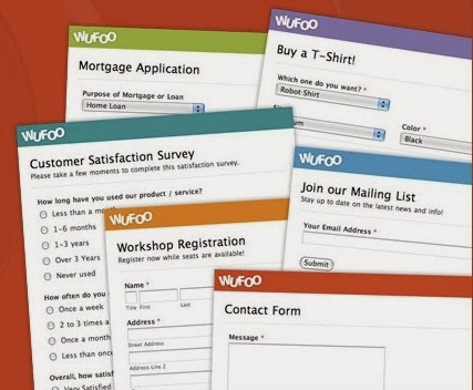 The 5 Kinds Of Online Forms You Might Want To Look Into