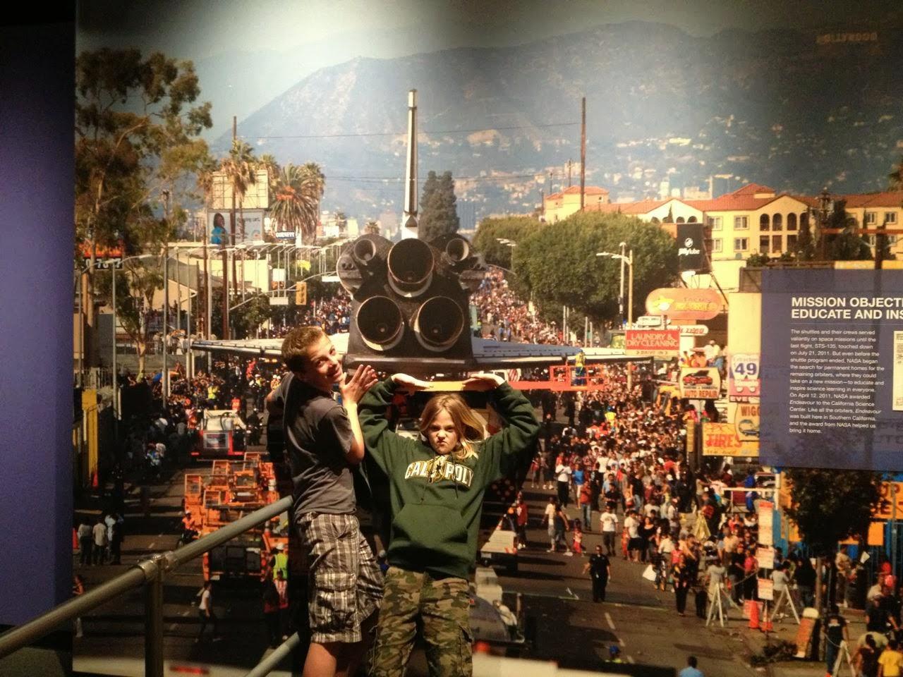 Experiencing Los Angeles: March 2014