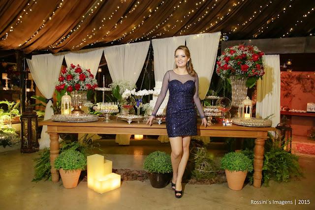 Aniversário Mariana 18 anos no Buffet Napoleão em São Bernardo do Campo By Rossini's Imagens